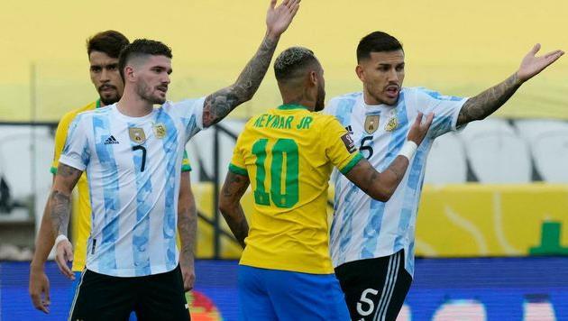 Бразилия — Аргентина, france24.com