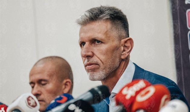 Тренер Чехии Шилгавы: К матчу с Украиной мы подходим очень собранно и серьезно