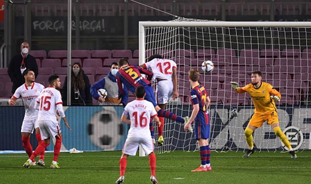 Барселона - Севилья, Getty Images