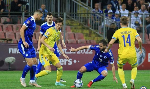 Босния и Герцоговина — Казахстан 2:2 Видео голов и обзор матча — football.ua