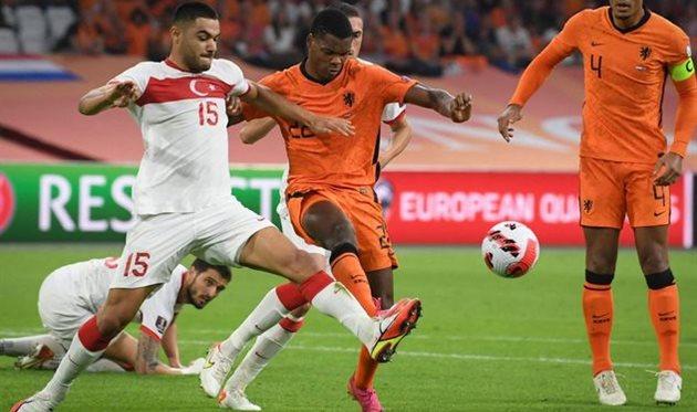 Нидерланды — Турция, arise.tv