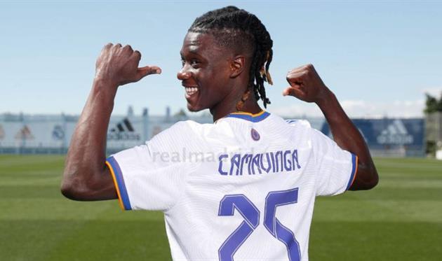 Камавинга: Меня не интересовали деньги, ведь моя мечта — играть за Реал