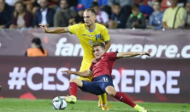 Чехия — Украина 1:1 Видео голов и обзор матча