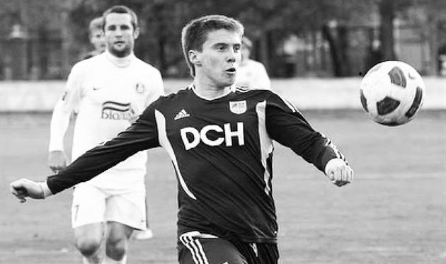 Денис Барвинко, instagram.com/retrofootball.kharkiv
