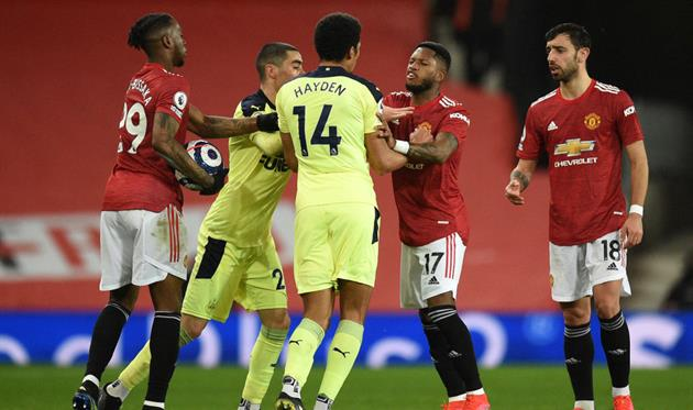 Манчестер Юнайтед — Ньюкасл. Накануне