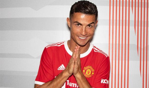 Криштиану Роналду — в стартовом составе Манчестер Юнайтед на матч против Ньюкасла