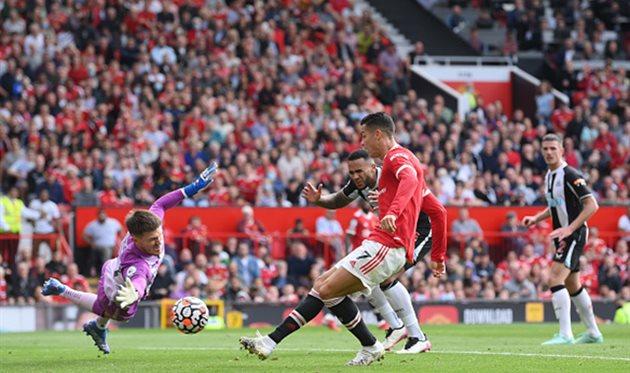 Манчестер Юнайтед — Ньюкасл, Getty Images
