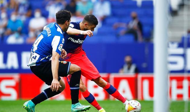 Атлетико добыл волевую победу над Эспаньолом