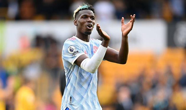 Погба хочет продлить контракт с Манчестер Юнайтед