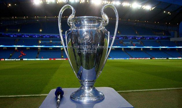 Кто выиграет Лигу чемпионов-2021/22?