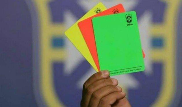 Стратегия ставок на желтые карточки в футболе. Реклама