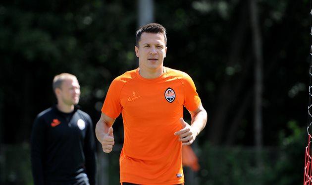 Евгений Коноплянка, фото Шахтер
