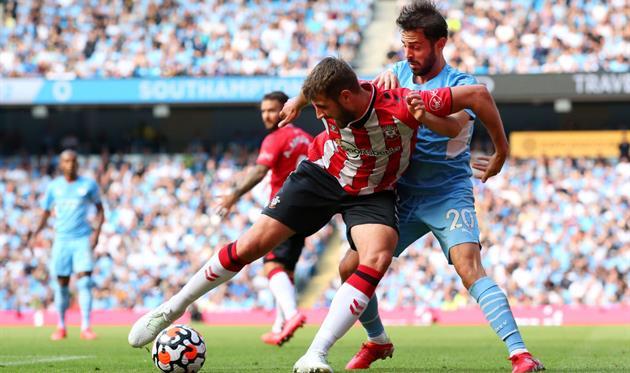 Манчестер Сити не смог обыграть Саутгемптон