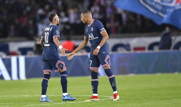 ПСЖ вырвал победу в матче против Лиона