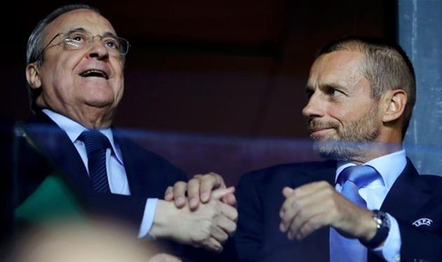 Суд Мадрида дал УЕФА пять дней на снятие санкций с соучредителей Суперлиги
