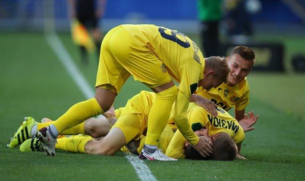 Металлист одержал волевую победу над Десной и вышел в 1/8 Кубка Украины