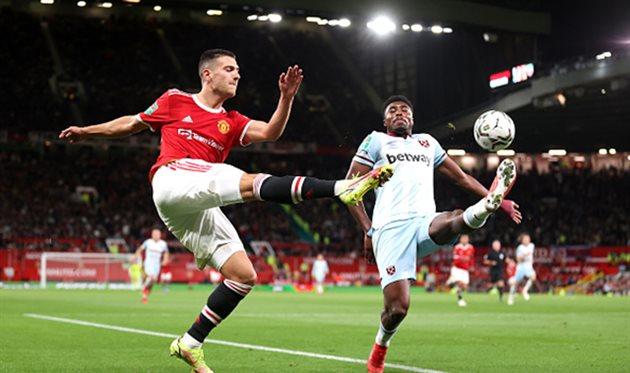 Манчестер Юнайтед - Вест Хэм, Getty Images