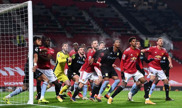 Манчестер Юнайтед — Астон Вилла. Накануне