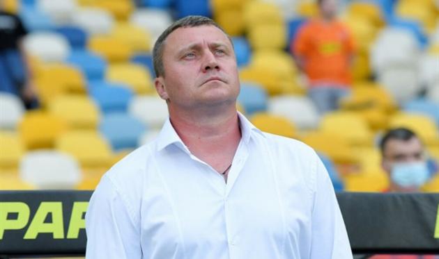 Юрий Гура, фото ФК Мариуполь