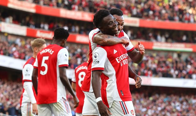 Арсенал обыграл Тоттенхэм, Getty Images