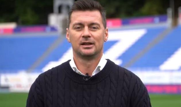 Артем Милевский, скриншот из прощального видео