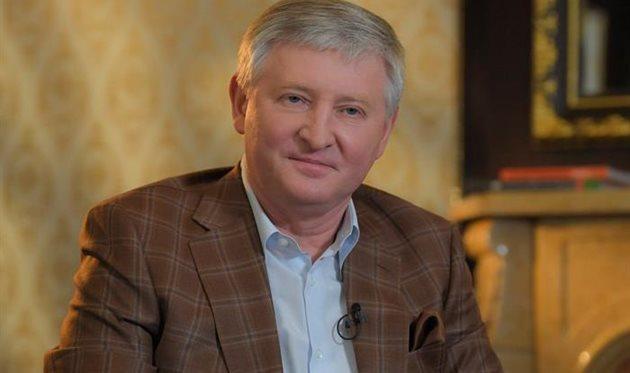 РИНАТ АХМЕТОВ, ФК ШАХТЕР ДОНЕЦК