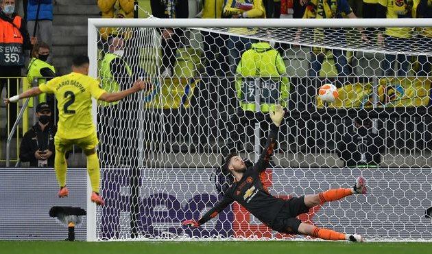 Манчестер Юнайтед — Вильярреал, Getty Images