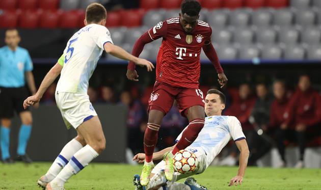 Бавария - Динамо, Getty Images