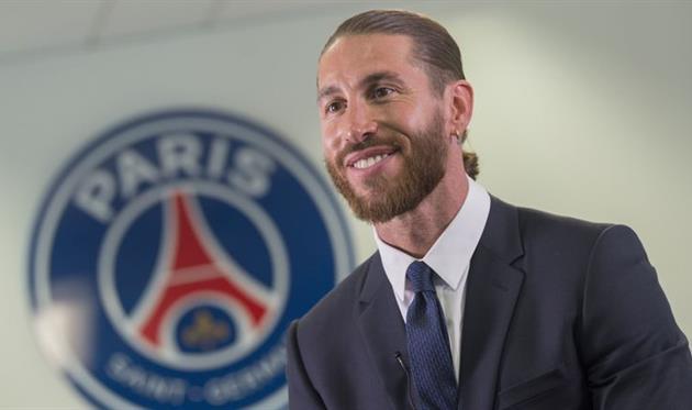 Серхио Рамос, PSG