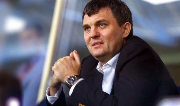 Евгений Красников, Металлист