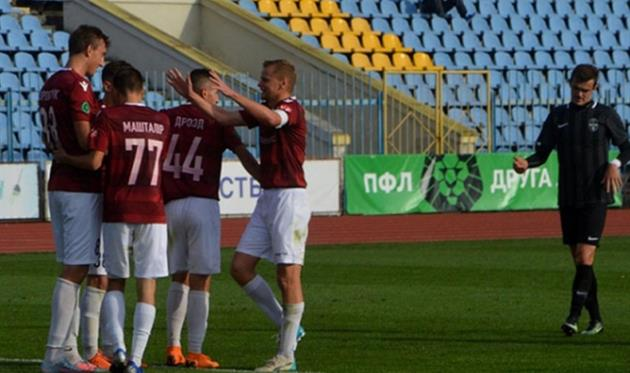 Фото: ФК Ужгород