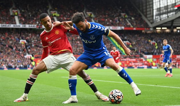 Манчестер Юнайтед — Эвертон, Getty Images