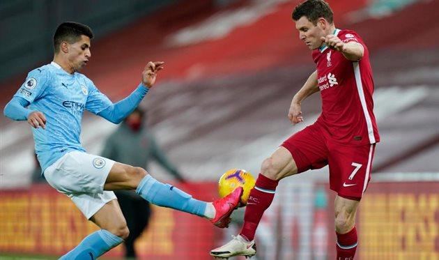 Ливерпуль — Манчестер Сити: прогноз на матч АПЛ