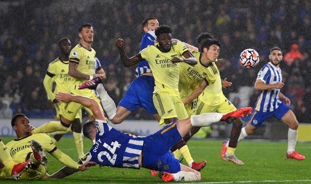 Брайтон — Арсенал, Getty Images