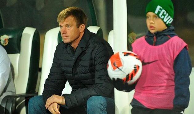 Юрий Максимов, фото ФК Ворскла Полтава