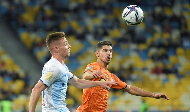 Динамо Киев — Шахтер 0:0 Обзор матча