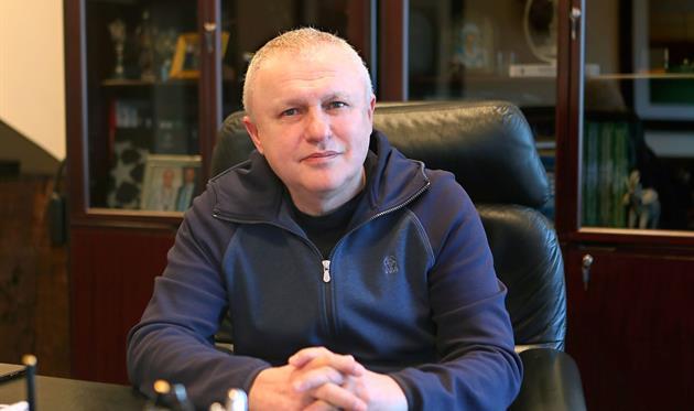 Игорь Суркис: Киевляне поддерживали единственную команду в городе