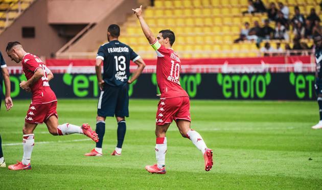 Монако - Бордо, ФК Монако