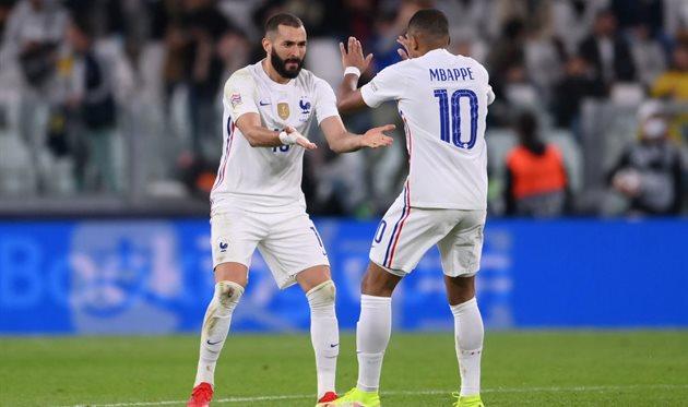 Франция и Испания сыграют в финале Лиги наций, Бельгия и Италия сразятся за третье место