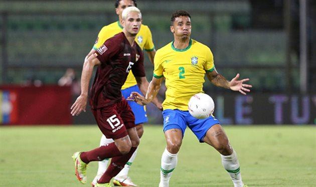 Эрик Рамирес забил в ворота Бразилии, но Венесуэла проиграла