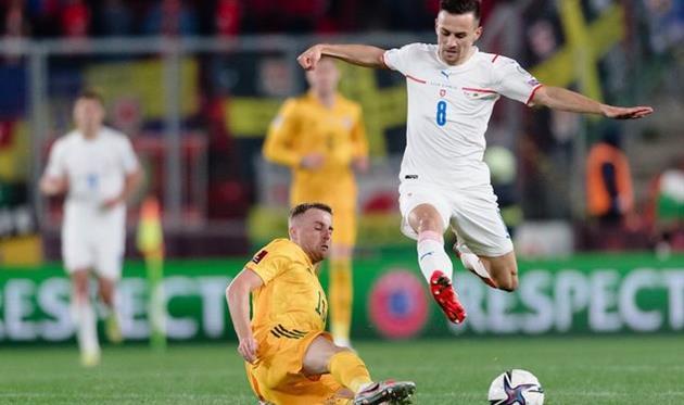 Чехия — Уэльс, twitter.com/Cymru