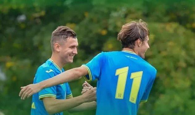 Украина U-19, фото УАФ