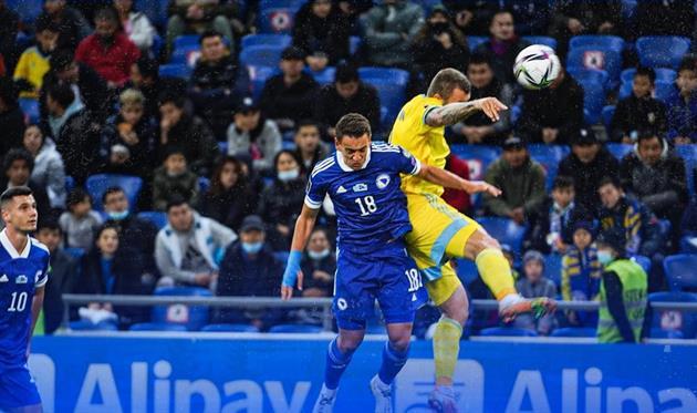 Казахстан — Босния и Герцеговина, КФУ