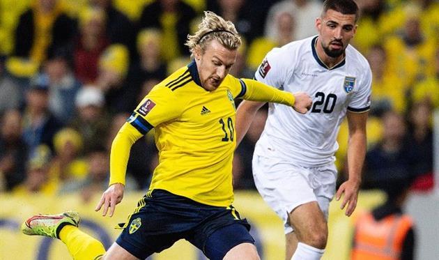 Азербайджан - Швеция, twitter.com/svenskfotboll
