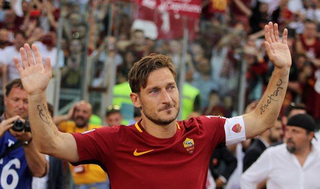 Франческо Тотти, Getty Images