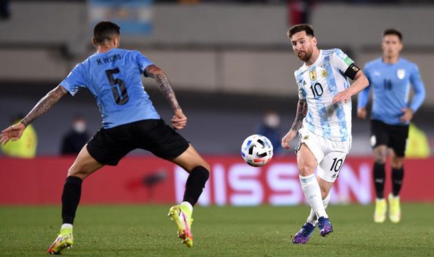 Аргентина — Уругвай 3:0 Видео голов и обзор матча