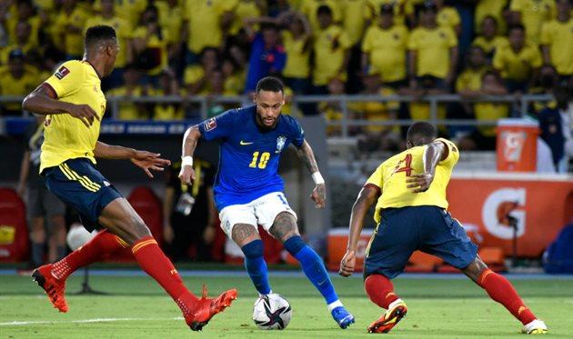 Колумбия – Бразилия, Getty Images