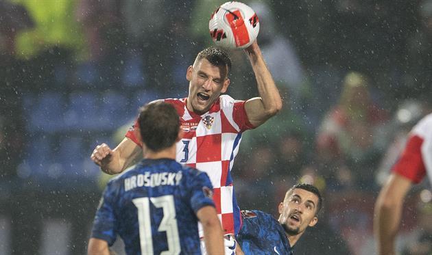Хорватия - Словакия, twitter.com/HNS_CFF