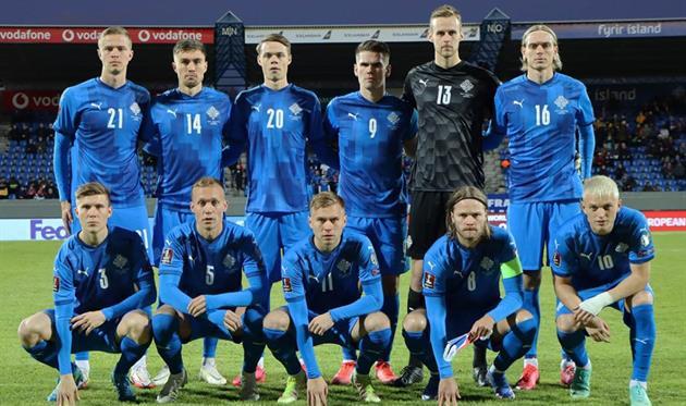Игроки сборной Исландии, ksi.is