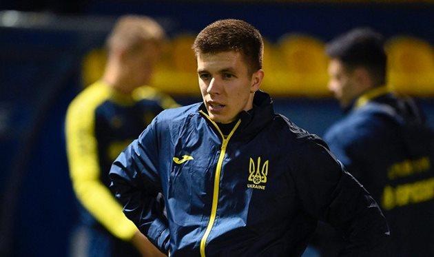 Александр Пихаленок, УАФ
